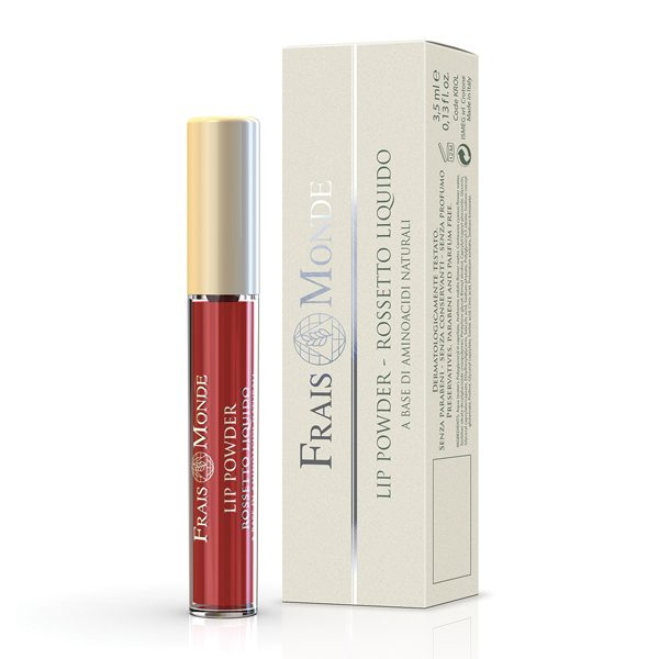 Rossetto Liquido Lip Powder - Frais Monde